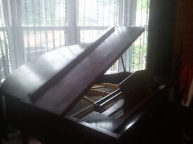 GRAND PIANOLA by Challen - player piano action by Otto Higel £449 (Nottingham)