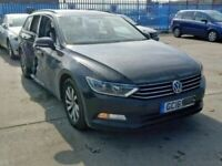 VW VOLKSWAGEN PASSAT B8 SALOON ESTATE BREAKING SPARES 2015+ AIRBAG ALLOY DOORS AXLE CORNERS