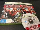 Marvel: Ultimate Alliance 2 Microsoft Xbox 360 Video Games