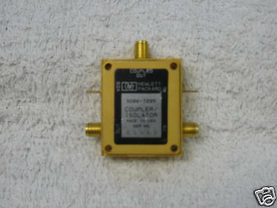Hewlett Packard - Coupler/Isolator - 5086-7295