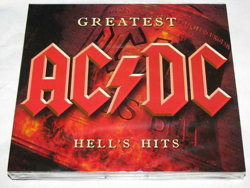 Ac Dc Greatest Hits Cd Ebay