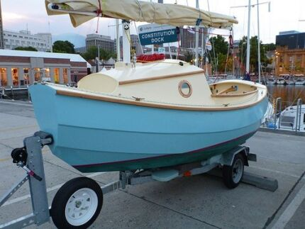 SCAMP - cruising dinghy by John Welsford Launceston 7250 Launceston Area Preview