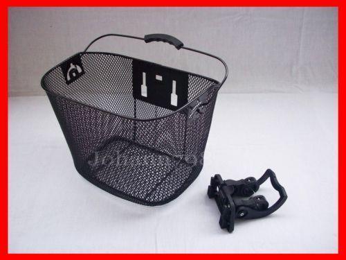 fahrradkorb f r vorne fahrradzubeh r ebay. Black Bedroom Furniture Sets. Home Design Ideas