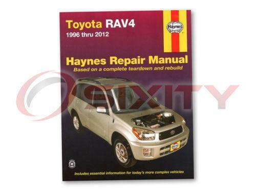 toyota rav4 repair manual ebay 2007 toyota rav4 repair manual 2007 toyota rav4 repair manual