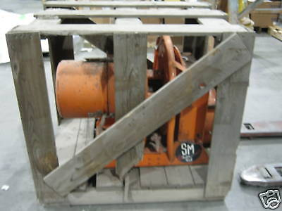 New Gleason Cable Reel Sm211001-83-09-r-2