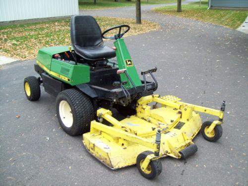 John Deere Mounts : Front mount mower ebay