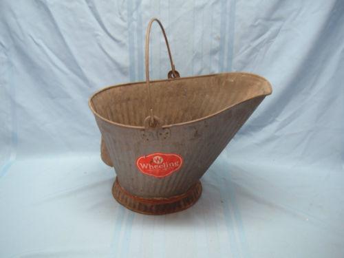 Antique Coal Bucket Ebay