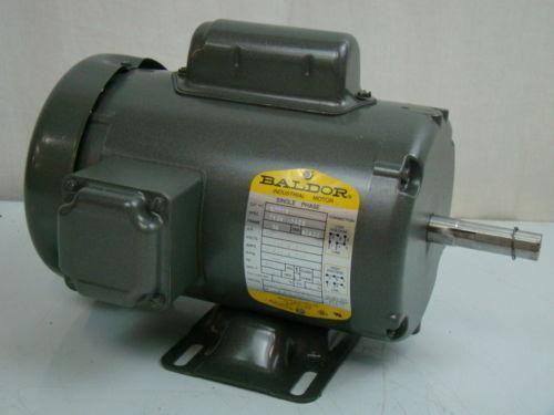 Used Electric Motors 1 2 Hp Ebay
