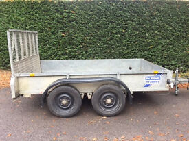 Used Ifor Williams General Purpose Trailer / GD106 Complete with Ramp. £1650+VAT. REF:U2225