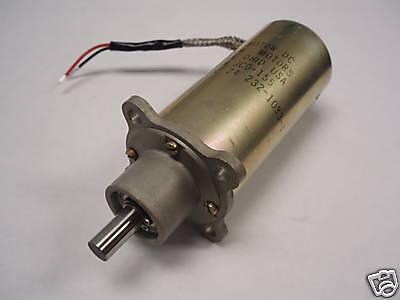 Trw Globe Dc Geared Gearhead Motor Jco-155 420 Rpm