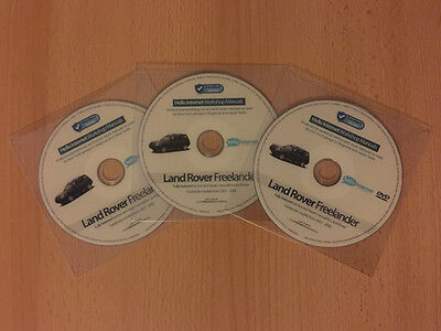 LAND ROVER FREELANDER 1 • 2001 - 2006 Workshop Service & Repair Manual + Wiring