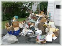 Big or small: seven days a week: junk removal
