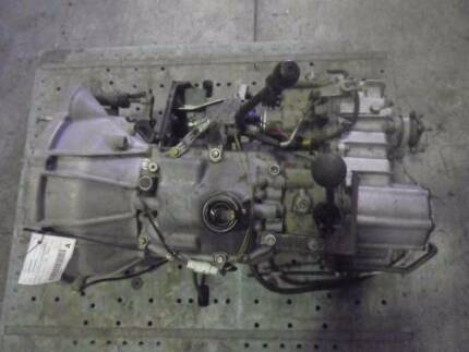 TOYOTA LANDCRUISER HJ60 2H 4.0 DSL 5SPD GEARBOX 82 TO 90 (34993) Brisbane South West Preview