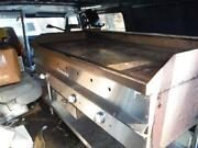 Used Flat Top Grill