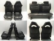 WRX STI Seats