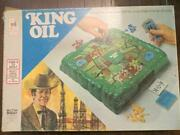 King Oil Board Game
