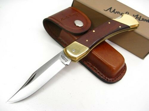 dating schrade uncle henry knives Get a buck stockman.