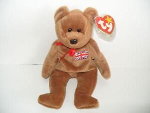Ty Beanie Babies Britannia d94bec10d6a