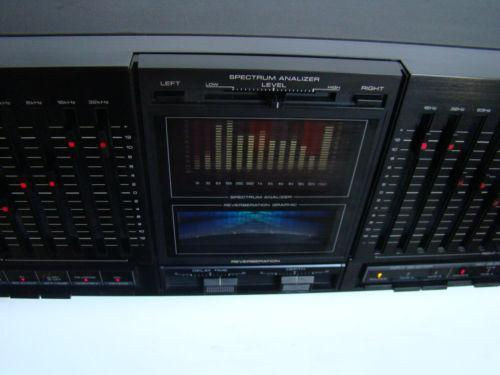 graphic equalizer kenwood equalizer
