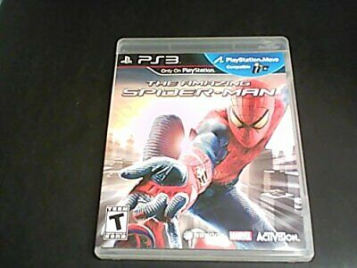 The Amazing Spiderman PS3
