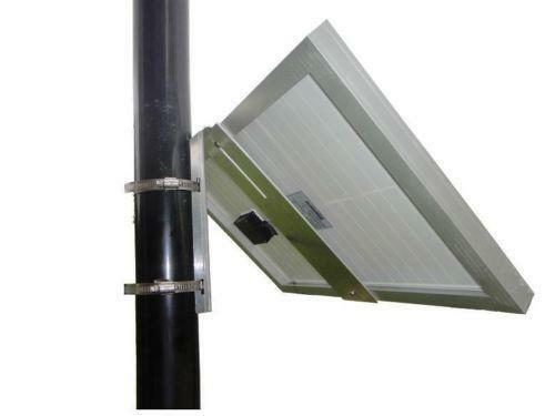 Solar Panel Pole Mount Ebay