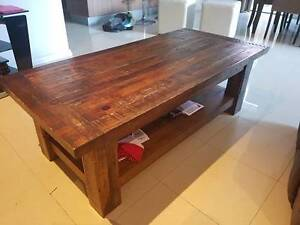 Coffee Table - Solid Timber Yokine Stirling Area Preview