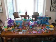 Littlest Pet Shop Huge Lot
