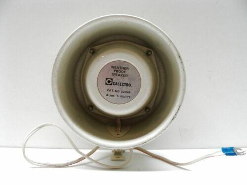 Weatherproof Outoor Horn Speaker S2-246 5 Watts