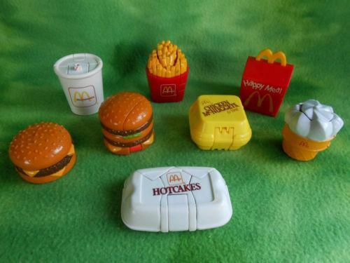 Mcdonalds Toys Value 116