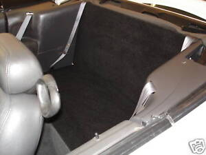 94-95 MUSTANG CONVERTIBLE 96-98 REAR SEAT DELETE 99-04