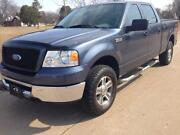 2006 Ford F150 4x4