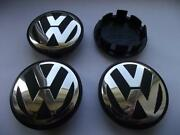 VW Wheel Centre Caps