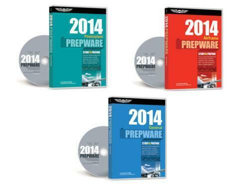 Airframe And Powerplant manuals