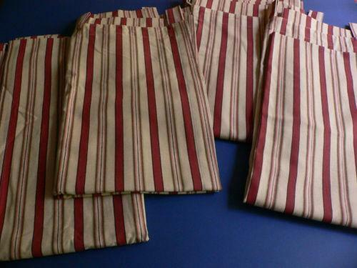 Striped Curtain Panels | eBay