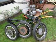 XS 650 Motor