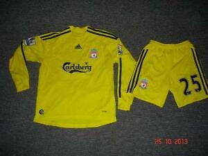 e3dcc67d1 Liverpool Goalkeeper Kit