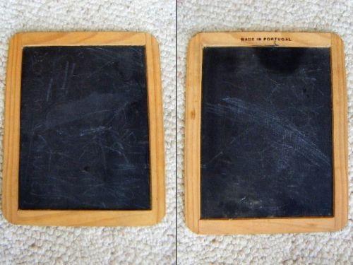 Antique School Slate Ebay