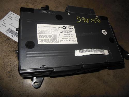 Ml320 Cd Changer