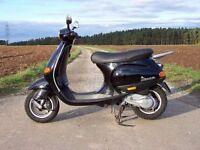 Piaggio Vespa ET4 - 2004