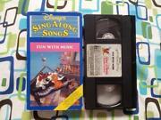 Disney Fun with Music VHS