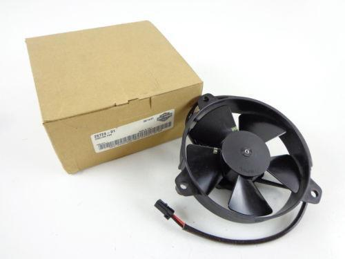 Harley Cooling Fan Motorcycle Parts Ebay