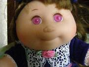 1989 Cabbage Patch Doll