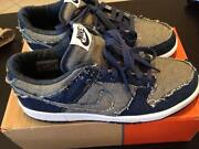 Nike Dunk Low Denim