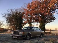 1982 Rolls Royce Silver Spirit - ex Rolls Royce Director fleet car, wedding business