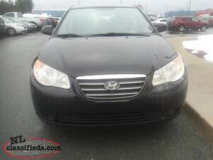 2009 Hyundai Elantra....inspected and serviced