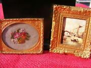 Dollhouse Picture Frames