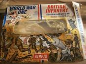 Airfix British Infantry