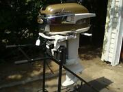 35 HP Outboard