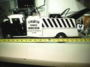Structo Tow Truck