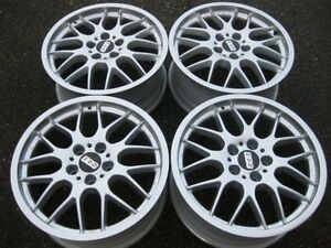 RARE - GENUINE BBS RX206 18x8 BMW Rims in stunning showrrom cond